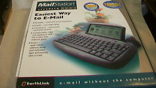 Earthlink Mailstation Standard 120, Email without a computer, portable