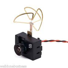 FX798T 5.8G 25mW 40CH AV Transmitter with 600TVL Camera for FPV RC Multirotor