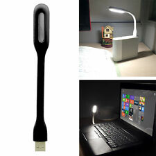 Mini USB LED Light Flexible Black Computer Lamp for Notebook PC Laptop Reading B