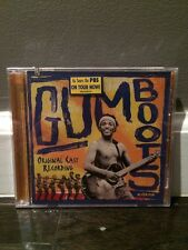 Gumboots New CD Original Musical Cast Recording sealed