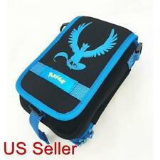 Hori Pokemon Articuno Travel Pouch Case for New Nintendo 3DS XL & 3DS BLUE