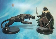 Dungeons & Dragons Miniatures  Drizzt Drow Ranger Archfiends !!  s100