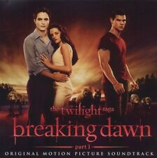 BREAKING DAWN-PART1-TWILIGHT SAGA CD SOUNDTRACK NEU