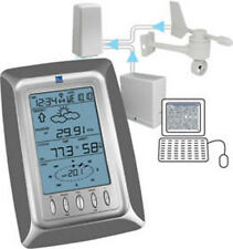 LaCrosse Technology Professional Weather Station, Temp, Humidity, Rain, Wind
