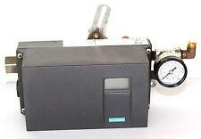 Siemens Sipart PS2 6DR5210-0EN00-0AA0 HART Valve Positioner