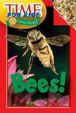Kids paperback gr1-2-Time for Kids Science Scoops Bees-all about bees-live,work