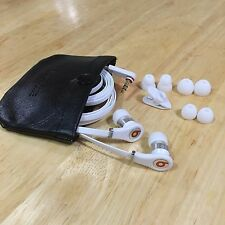 Dre Tour In-Ear Headphones with Remote & Mic for iPhone5/6/7 White