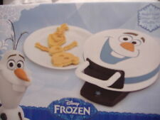 Disney Frozen Olaf Waffle Maker  New In Box