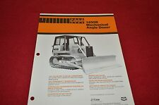 Case Tractor 1450B Mechanical Angle Dozer Dealers Brochure DCPA4