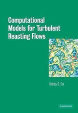Cambridge Series in Chemical Engineering: Computational Models for Turbulent...
