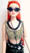 """Harley-Davidson Cami Tonner 16"""" Doll Franklin Mint Hollywood Hills Outfit w/COA"""