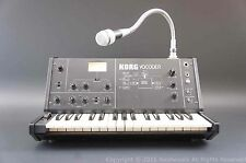 Korg VC-10 VC10 Vocoder Perfect Working Serial # 1625**