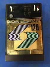 Symphony 128 Yamaha Dx7 Ram Cartridge 4 Banks