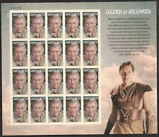 2014 #4892 Legend of Hollywood Charlton Heston 18th in the Series W/O Die Cuts