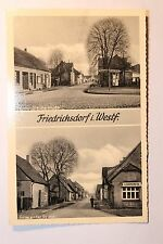 2264 Foto AK Friedrichsdorf Westfalen bei Bielefeld Verl 1935