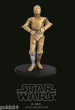 Star Wars Elite Collection statuette C-3PO 18 cm statue numérotée Attakus 03444