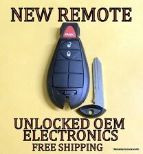 NEW REPLACEMENT DODGE CHRYSLER KEYLESS ENTRY REMOTE FOB FOBIK M3N5WY783X