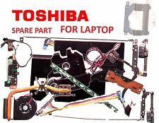 TOSHIBA X500-14X  SPARE MOUSE BUTTON BOARD + FINGERPRINT READER