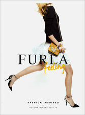 FURLA Fall 2015 Handbag & Accessories Catalog ANJA RUBIK Francisco Lachowski