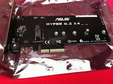 ASUS HYPER M.2 X4  ACCESSORY FOR ASUS Z97A USB3, X99, RAMPAGE V -ORIGINAL ONE