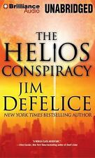 NEW - The Helios Conspiracy by DeFelice, Jim