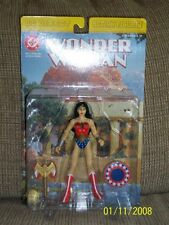 DC Direct Wonder Woman Amazons and Adversaries-Artemis, Ares, Cheetah, and WW
