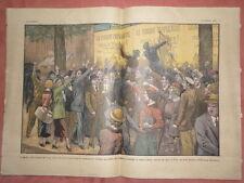 CHASSE AU RENARD DANS L'INDE COMPOSITION DE GIGNOUX 1936