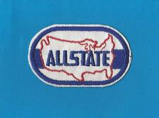 Vintage 1970's Allstate Insurance NASCAR Racing Sponsor Hat Jacket Patch Crest