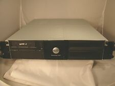 Dell Power Vault PV114T 0UH683 2U Rackmount w/ 1 LTO4 800gb/1600gb tape drive