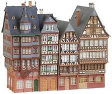 FALLER HO scale - CLASSIC TOWNHOUSE SET - plastic model kit # 190278