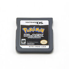 Pokemon series(Black/White/Soulsilver/Heartgold) Game Card for Nintendo DS 3DS