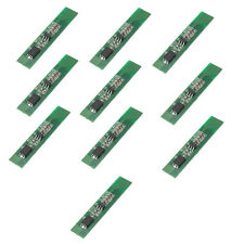 10PCS 2S Lithium 18650 Battery Input Ouput Protection Circuit Board PCB 7.4V 2A