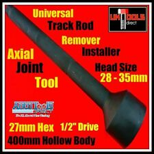 STEERING RACK**TRACK ROD END**TIE**AXIAL JOINT**28-35mm**REMOVES & INSTALLS**