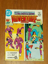DC DIGEST ADVENTURE COMICS #493 SUPERMAN NOVEMBER 1982 BRITISH POCKET BOOK