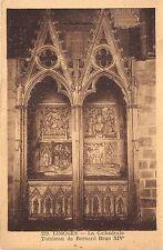 BR7912 Limoges La Cathedrale Tombeau de Bernard Brun XIV france