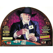 IGT I Game Plus 19 Top, Kenny Rogers The Gambler (81421000)