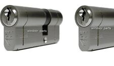 UAP ANTI SNAP,BUMP,PICK KEYED ALIKE EURO CYLINDERS DOOR LOCK VERY HIGH SECURITY