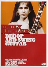 Hot Licks Emily Remler Bebop And Swing Guitar Learn to Play Lesson Music DVD