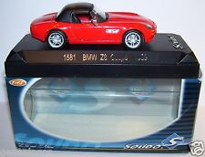 OLD SOLIDO BMW Z8 COUPE 1999 ROUGE REF 1581 IN BOX