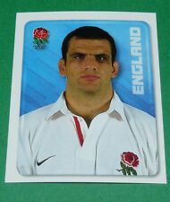 N°100 ANGLETERRE ENGLAND MERLIN IRB RUGBY WORLD CUP 1999 PANINI COUPE MONDE