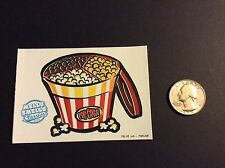 Mello Smello Scratch and Sniff Stickers - Great Scent - Popcorn Assorted Can