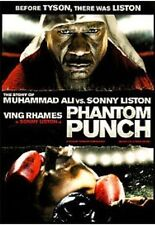 PHANTOM PUNCH VING RHAMES NICK TURTURRO METRODOME UK REGION 2 DVD NEW & SEALED