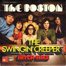 "7"" Boston – Swingin' Creeper (Erkennungsmelodie: Radio Luxemburg) //Germany 1972"