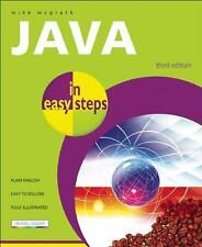 Java in Easy Steps 3rd edition