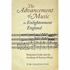 The Advancement of Music in Enlightenment Englan – Benjamin Cooke and the