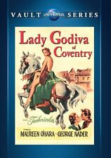 Lady Godiva of Coventry DVD (1955) - Maureen O'Hara, George Nader, Arthur Lubin