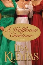 A Wallflower Christmas by Lisa Kleypas (2008, Hardcover)