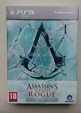 Assassin's Creed Rogue Collector's Edition (PS3) BRAND NEW & SEALED