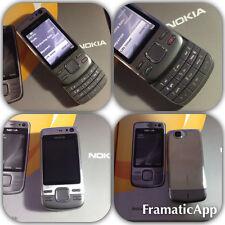 CELLULARE NOKIA 6600 SLIDE 3G UMTS 6600i TIMER VITA FISSO 9 ORE SIM FREE