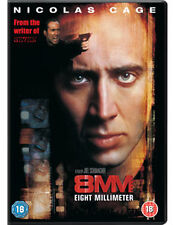 8MM - DVD - REGION 2 UK